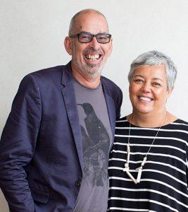 エコストア創業のマルコム&ランズ夫妻